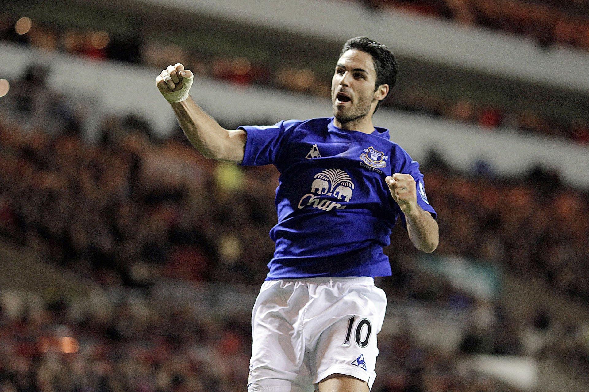 Everton fans want Mikel Arteta to replace Marco Silva