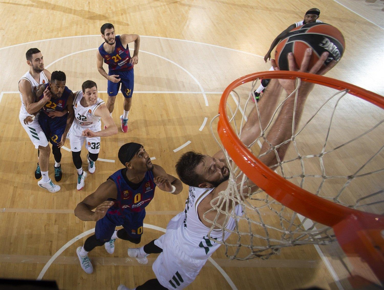 Αποτέλεσμα εικόνας για barcelona pao euroleague