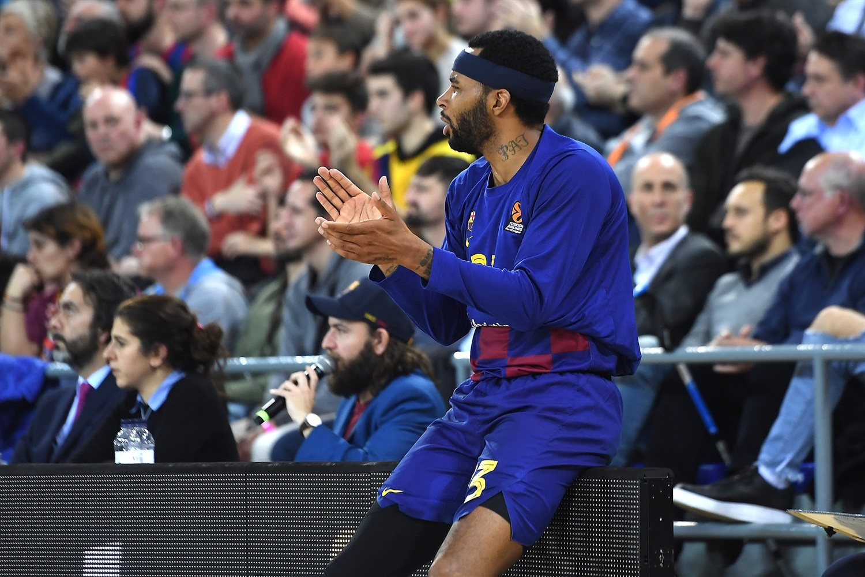 Malcolm Delaney - FC Barcelona - EB19