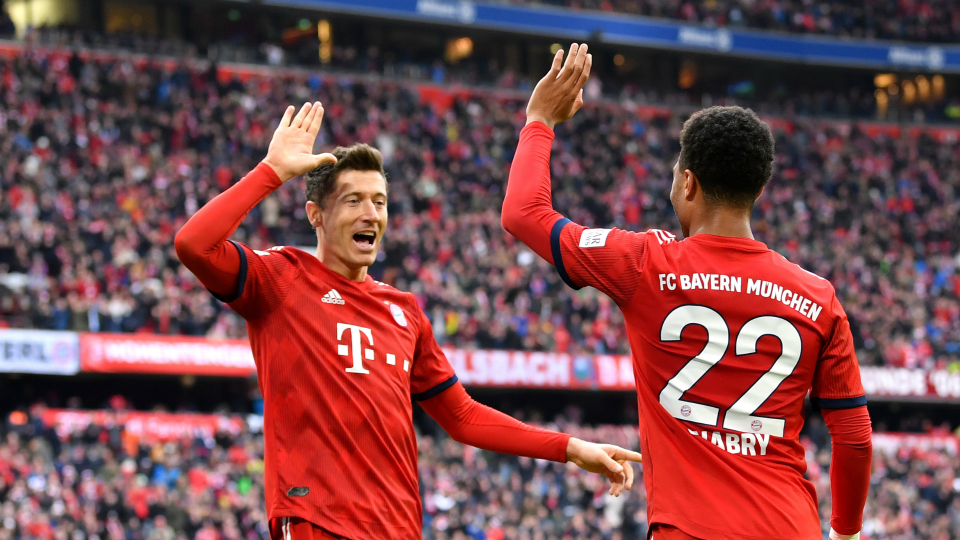 Bayern Munich 6 Wolfsburg 0: Lewandowski breaks Bundesliga record ...