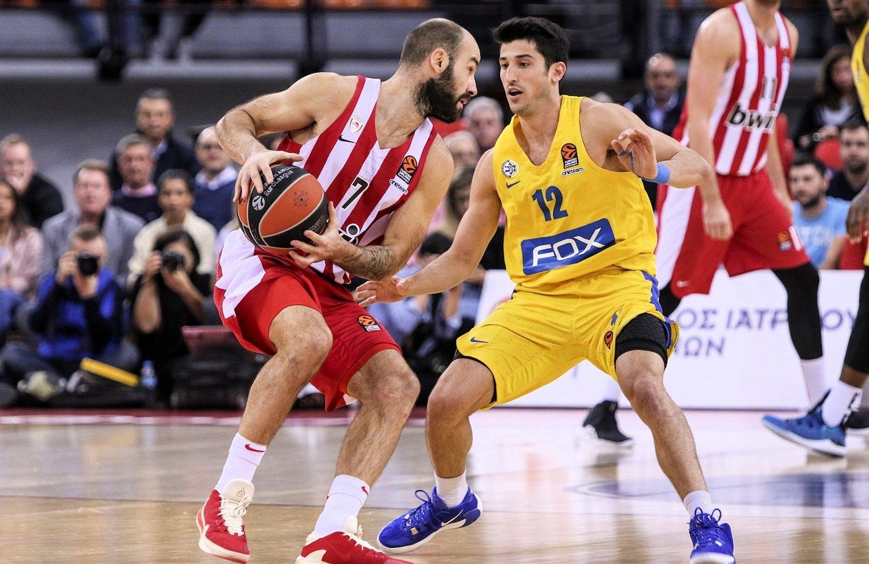 Vassilis Spanoulis - Olympiacos Piraeus - EB19