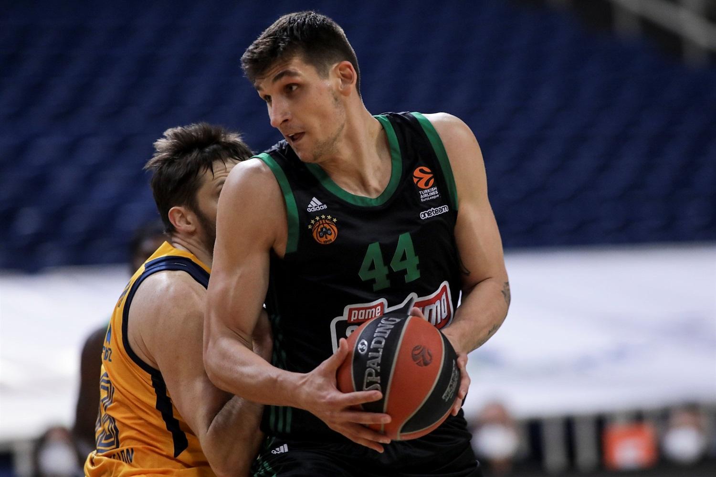 Konstantinos Mitoglou - Panathinaikos OPAP Athens - EB20
