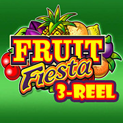 Casino-Game-Fruit Fiesta 3 Reel